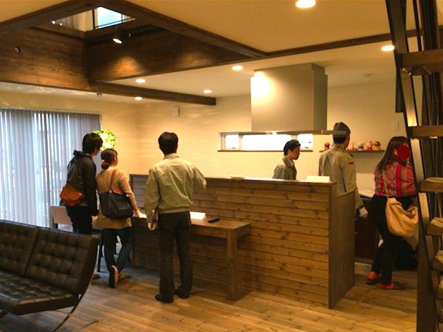 20151126 ブログ見学会 黒田邸
