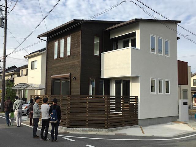 20151126 ブログ 見学会報告 芝田邸
