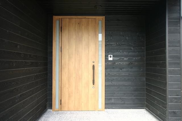 20160404 國領邸 玄関ドア